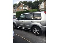 Nissan x trail breaking for spares