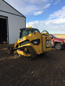 2012 279C2 Cat Skid Steer