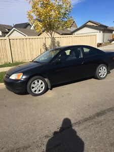 2003 Honda Civic coupe 5 speed