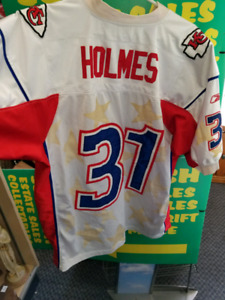 2004 ProBowl Hawaii Kansas City Chiefs Holmes #31 Reebok size 50