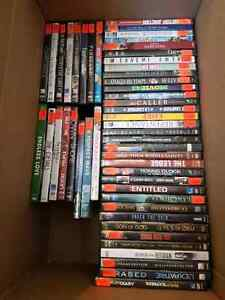 Dvd's for Camp