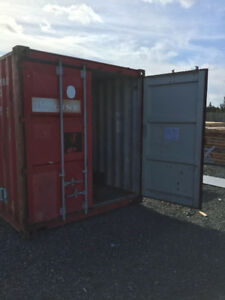 20 foot sea can / storage container