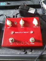 Vox Satchurator - Pédale de distortion - Signature Satriani
