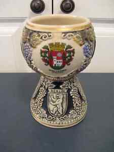 German Drinking Cup with music box