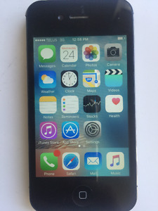 Iphone 4s 27GB Mint condition