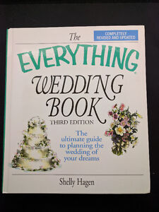 The Everything Wedding Book (Third Edition)