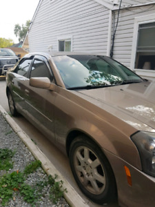 2007 Cadillac CTS 2.8 For parts 1000.00