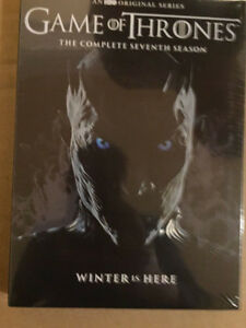 Game of Thrones Complete season 7 new dvd