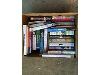 Assorted box of 30 books