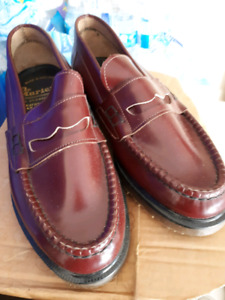 Dr Martens penny loafers