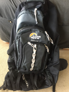 Backpack: Lowe Alpine Frontier 65 + 15