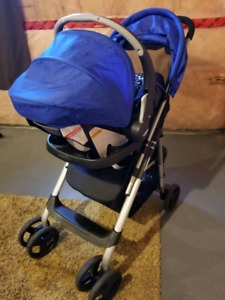 Evenflo Embrace Carseat & Stroller (Travel System)