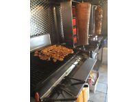 For sale kebab shop