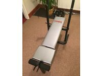 Weights Bench (York Fitness) - Very Good Condition