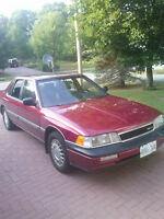 1988 Acura Legend 2.7L V6 good condition - ready for safety