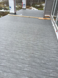 Supply/install Vinyl Deck covering . Residential and Commercial.