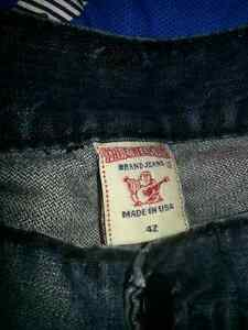 True Religion Size 42 give an offer