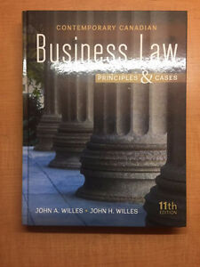 Business Law Textbook (AlMOST NEW)