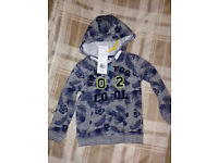 Boys zipper. BRAND NEW with tag.
