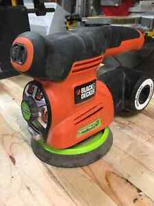 Black + Decker 4-in-1 Orbital/Detail Sander - Excellent Shape!
