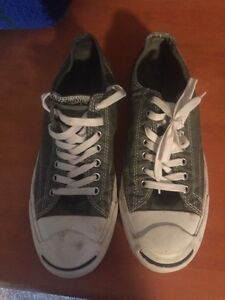 Vintage Converse Sneakers Jack Purcell Size 11