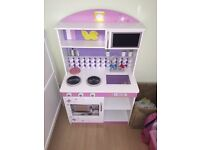 Role play kitchen for girl