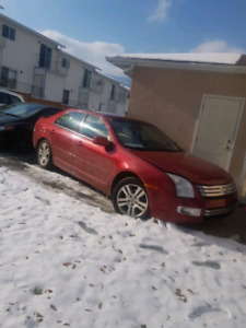 2008 Ford Fusion SEL (Sell/Trade)