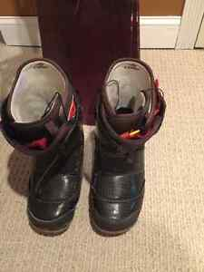 BURTON OUTLAST Snowboarding Boots Size 11