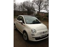 Fiat 500 lounge 09 plate for sale