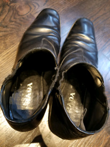 High end mens shoes sz 11, Prada, To Boot NY, Diesel, Rockport
