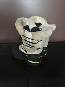 Kids size 11 Baffin winter boots. Excellent cond. rated to -40