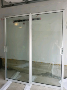 Patio Doors - Low E Argon Thermos (no frame included)