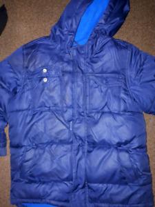 Old Navy blue winter coat