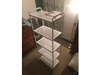 4-tier IKEA Shelf