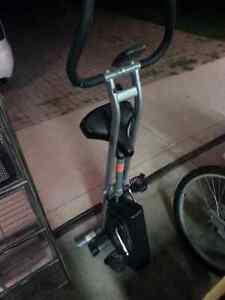 Exercise bike, for parts only.