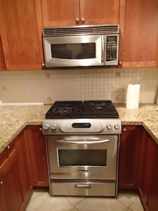 Stainless Steel Kitchenaid Over-the-range Microwave