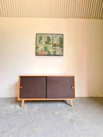 Danish Mid Century Retro Sideboard by Domino