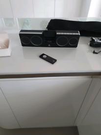 Logitech Pure-Fi Anywhere Iphone speakers