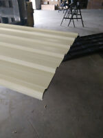 brand new siding/roofing steel
