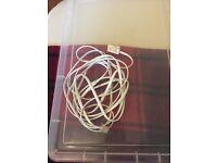 Free - telephone wire
