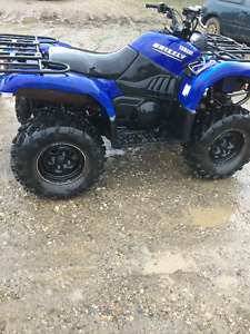 '06 660 Grizzly quad for sale