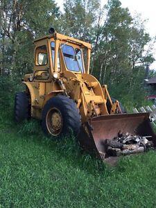 922B Cat loader