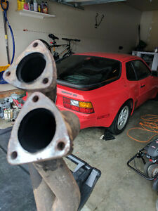 Porsche 944 S S2 Catalytic converter