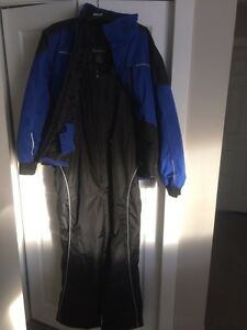 Men's snow suit