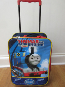 Thomas and Friends Rolling Luggage Case - Never Used