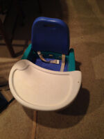 TWO HIGH CHAIRS FOR SALE