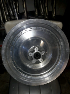 Harley wheel