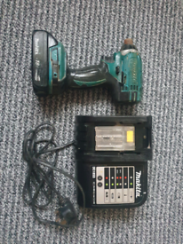 Makita Dtd152 Impact Driver, battery And Charger