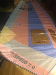 Voile de planche à voile Neil Pryde Raf Speed 7.0m2