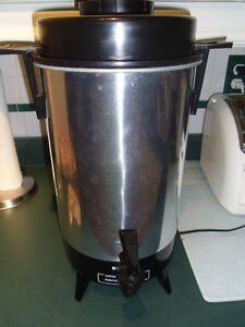 42 cup automatic perk coffee maker